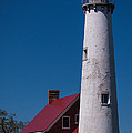 Tawas Point Lighthouse by Patrick Shupert