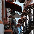 Taxco Balconies by Juan Miranda
