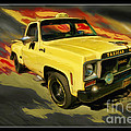 Taxicab Repair 1974 Gmc by Blake Richards