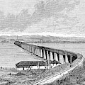 Tay Rail Bridge, 1879 by Granger