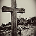 Tbilisi Cross by Emily Kay