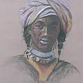 Tchad Warrior by Maruska Lebrun