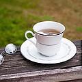 Tea And Art by Mechala Matthews