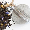 Tea Ball Infuser And Scented Tea by Dutourdumonde Photography