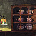 Tea Cups by Arthur Barnes