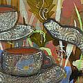 Tea For Three by Robin Maria Pedrero