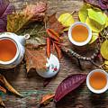 Tea Of September by Stanislav Aristov