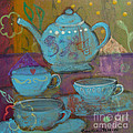 Tea Spot by Robin Maria Pedrero