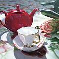 Tea Time by Deanne Salter