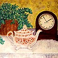 Tea Time by Desiree Paquette