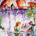Tea Time...  by Faruk Koksal
