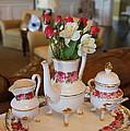 Tea Time by Megan Cohen