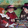 Tea With The Girls by Sherri Crabtree