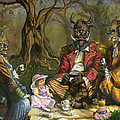 Tea With The Ogres by Jeff Brimley
