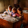 Teacher - Classroom - Education Can Be Fun  by Mike Savad