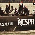 Team New Zealand by Steven Holloway