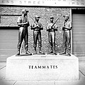 Teammates by Greg Fortier