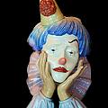 Tears Of A Clown by Carlos Diaz