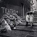 Teatro by Bernard  Barcos
