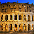 Teatro Di Marcello by Fabrizio Troiani