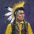 Tecumseh by Gregory Perillo