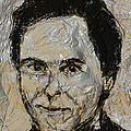 Ted Bundy In Black And White by Norman Twisted