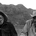 Ted Degrazia And Broderick Crawford Gallery In The Sun Tucson Arizona 3-1969-2009   by David Lee Guss