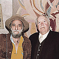 Ted Degrazia Cinematographer Lee Garmes Gallery In The Sun Tucson Arizona No Date-2013 by David Lee Guss
