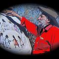 Ted Degrazia Los Ninos Oil Petley Post Card C.1967-2013 by David Lee Guss
