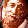 Ted Degrazia Portrait By Henry Redl Circa 1980-2013 by David Lee Guss