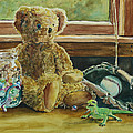 Teddy And Friends by Jenny Armitage