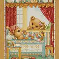 Teddy Bear Friends by Lynn Bywaters