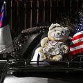 Teddy Bear Ridin' On by Christine Till