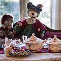 Teddy Bear Tea Party by Patricia Babbitt