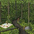 Teddy Bears' Picnic by Michelle Moroz-Chymy