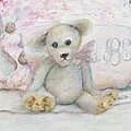 Teddy Friend by Nadine Rippelmeyer