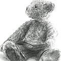 Teddy Study by Meagan  Visser