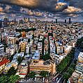 Tel Aviv lookout