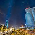 Tel Aviv Nights by Simon Gelfand