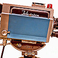 Television Studio Camera Hdr by Edward Fielding