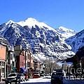 Telluride Colorado by Gary Emilio Cavalieri