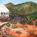 Temecula Heritage Rose Garden by Eric Johansen
