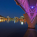Tempe Light Rail Bridge by Tam Ryan