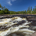 Temperance River 3 by John Brueske