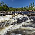 Temperance River 4 by John Brueske