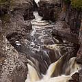Temperance River Scene 1 by John Brueske