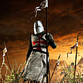 Templar by Gabor Gabriel Magyar - Forgottenangel