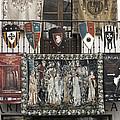 Templar Tapestries by Lorraine Devon Wilke