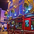 The Temple Bar Pub Dublin Ireland by Alex Art and Photo