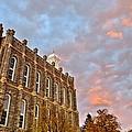 Temple High by David Andersen